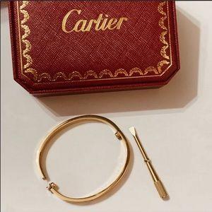 Love Bracelet with Screw
